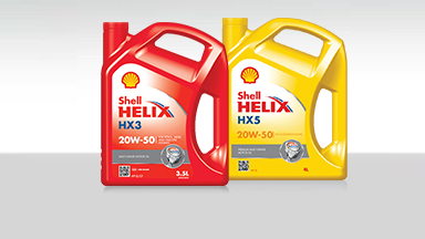 Shell-Helix-Mineral-Motor-Oils