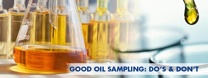 Good Oil Sampling